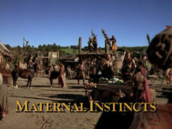Maternal Instincts TITLE
