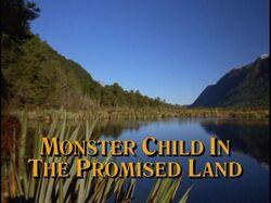 Monster Child Title