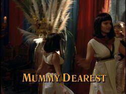 Mummy dearest title