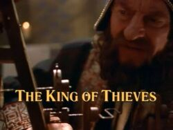 The King of Thieves title card