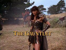 Gauntlet title