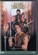 Young Hercules DVD