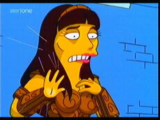 Xena Simpsons