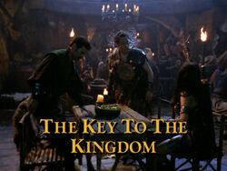 The Key to the Kingdon TITLE