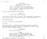 Xena Callisto script extract1b