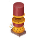 Shrine Pillar