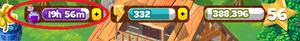 Player bar
