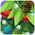 A festive treet icon