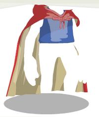 Hero cape