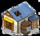 Blue Cow Cabin