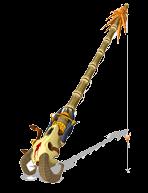 Voodoo Strike Rod Tran