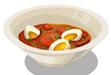 Burmese Duck Egg Curry