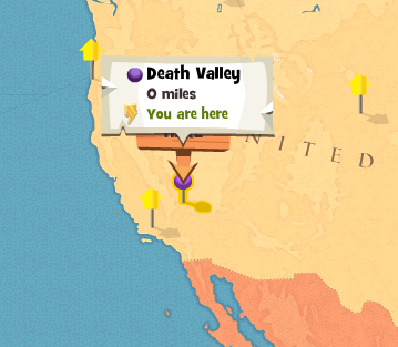 Image Death Valley Location Mappng Here Be Monsters Wiki - Us map death valley