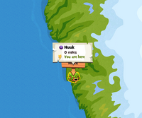Nuuk Local Map - Updated