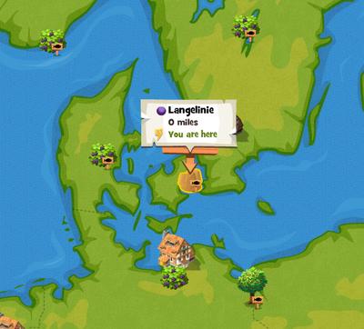 Langelinie location