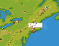 Wardenclyffe location map