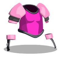 Blush Armour