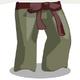 Earth Karate Pants