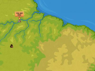 Amazon River location