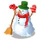 Basic Snowman