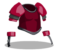 Crimson Armor