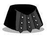 Shadow Gladiator Skirt