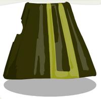 Nature Monk Skirt