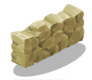Automatic Sandstone Wall