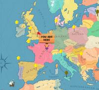 Autun World Map