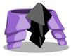 Violet Gladiator Leggings