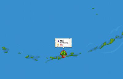 Adak map location