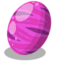 Giant Pink Egg