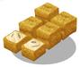 Crispy Fried Tofu