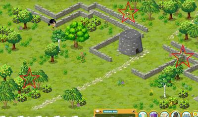 Hadrian wall creep