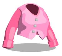 Blush waistcoat