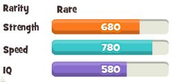 Dusk thunderbird stats