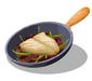 Stir Fried Trout