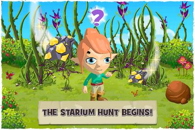 The Starium Hunt