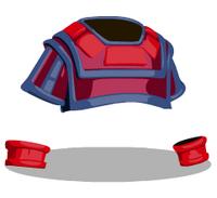 Blood tunic