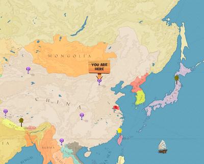 Heng shan world