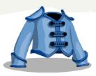 Sky Buckled Jacket