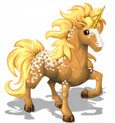 Palomino Unicorn