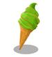 Appleswirl Ice Cream