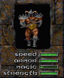 Baratus fighter