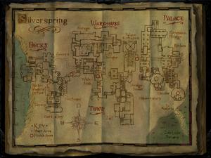 Map Silverspring
