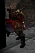 Archer Lord firing