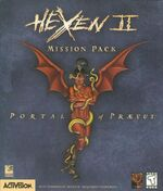 Hexen II Expansion Pack Portal of Praevus
