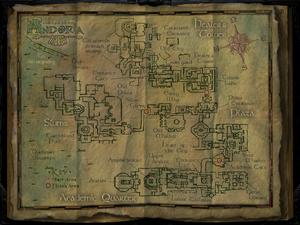 Map Andoria