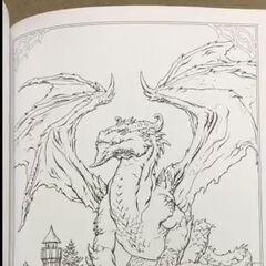 Illustration de Shruikan par <a href=