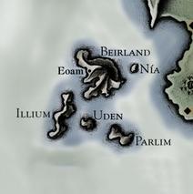 Îles au Sud d'Alagaesia